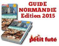 Guide petit Futé Normandie 2015