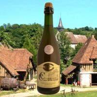 Cidre fermier AOC PAys d'Auge Manoir de Grandouet Famille Grandval