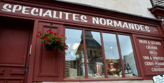 Spéciliatés Normandes à Cambremer Calvados