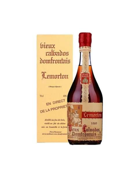 Calvados Millésime 1969 Lemorton 40% 70cl