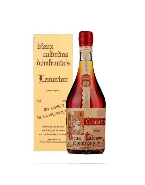 Calvados Millésime 1962 Lemorton 40% 70cl