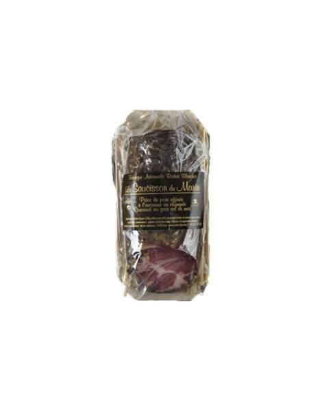 Saucisson de Marin pur porc Normand 400 gr