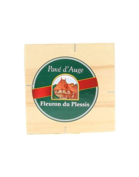 AOC Pavé d'auge D'auge Fleuron du Plessis 500g