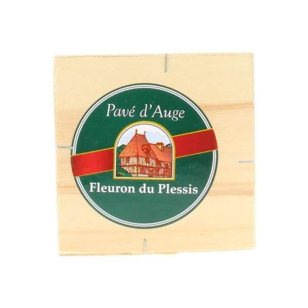 AOC Pavé d'Auge Fleuron Plessis 320g