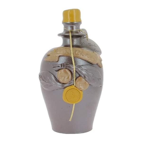 Cruchon en terre cuite 50cl Calvados 5 ans