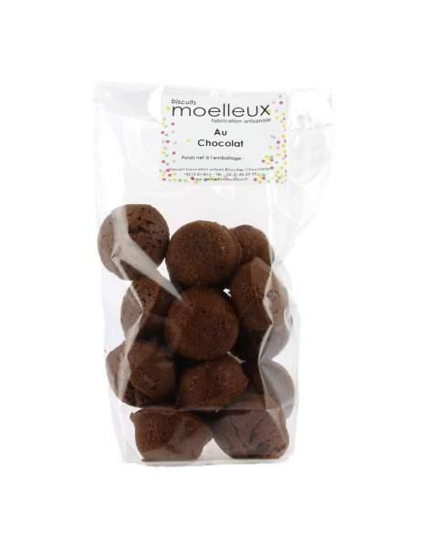 Petits financiers Moelleux chocolat 160g