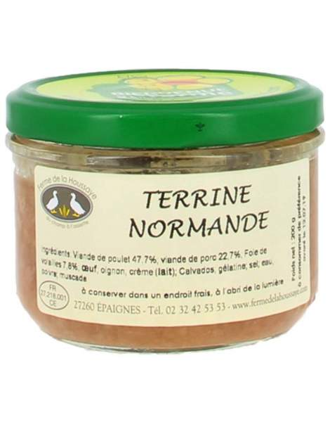 Terrine Normande 200g