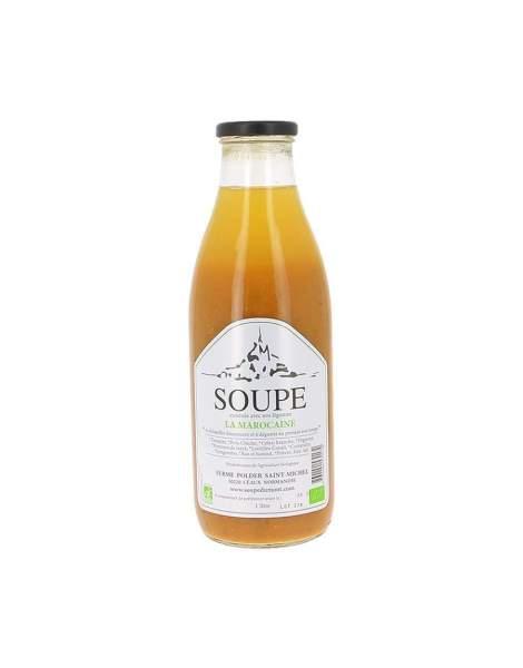 Soupe Marocaine bio 1L