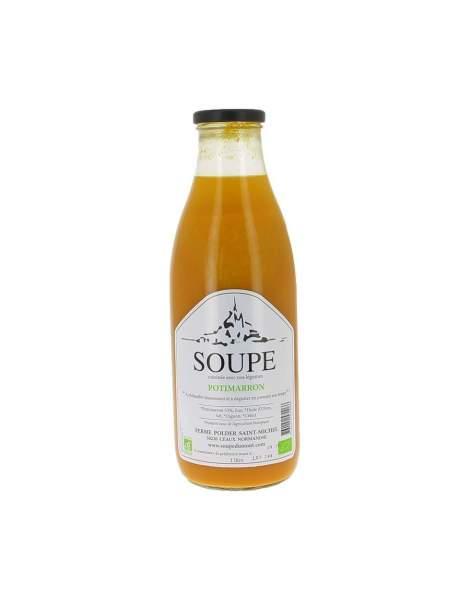 Soupe Potimarron bio 1L