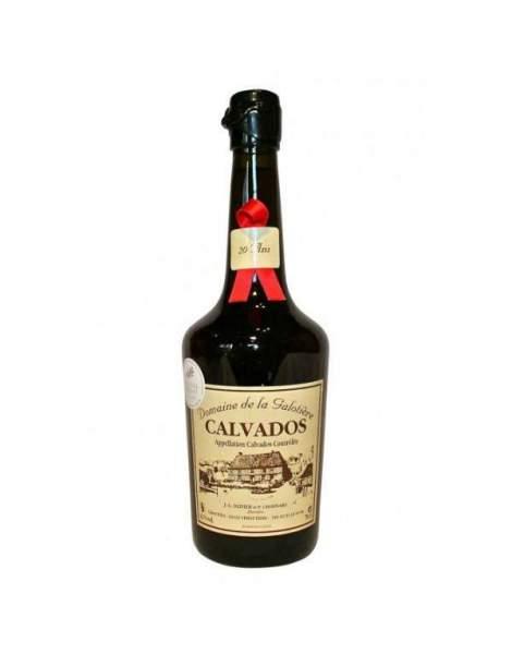 Calvados 20 ans bio La Gallotière 70cl 42%vol
