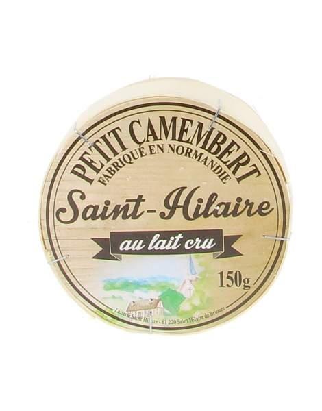 St Hilaire petit Camembert de Normandie AOP 150g