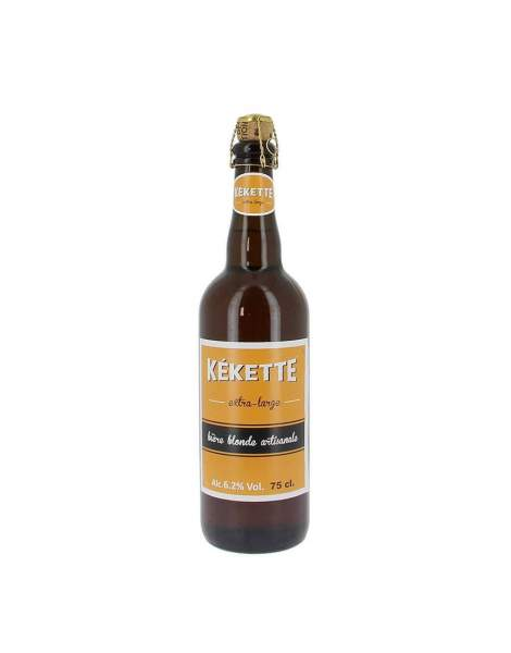 Kékette blonde 6.2° 75cl