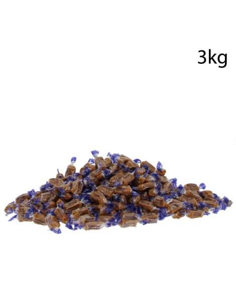 Caramels d'Isigny en vrac au beurre salé 3kg