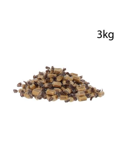 Caramels d'Isigny en vrac fondants 3kg