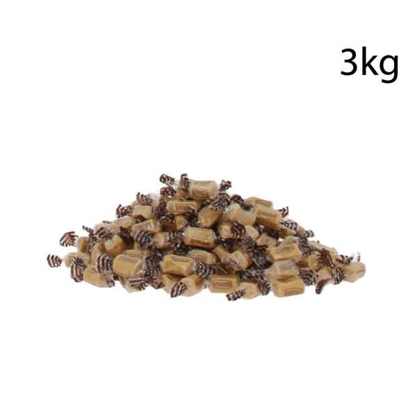 Caramels d'Isigny en vrac fondants par lots