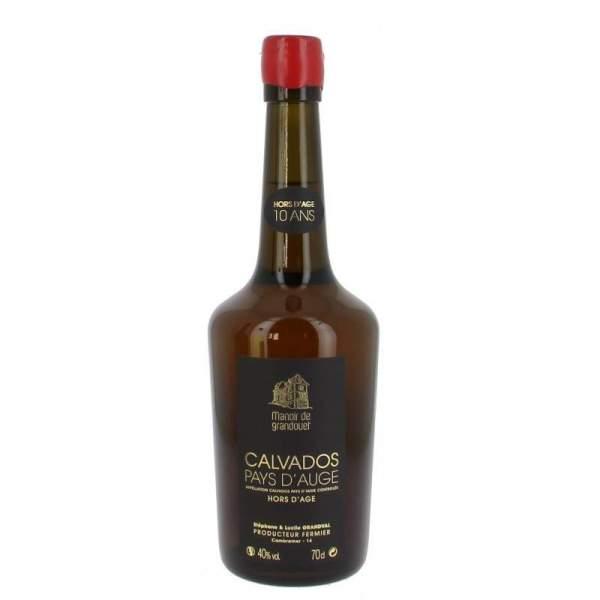 Calvados Grandval Hors d'Age 40%vol 70cl