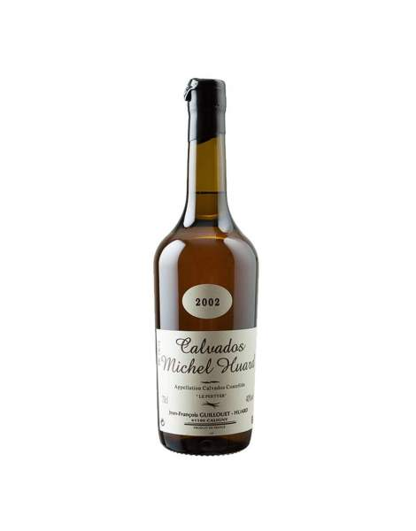 Calvados Millésime 2002 Huard 40%vol 70cl