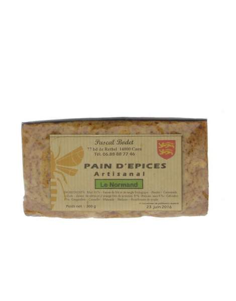 Pain d'épices Le Normand 300g