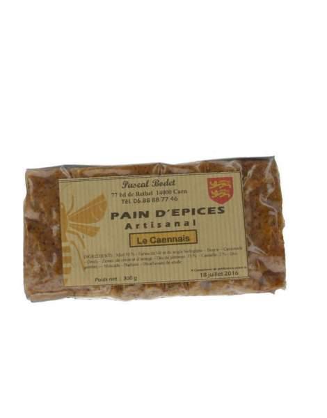 Pain d'épices Le Caennais 300g
