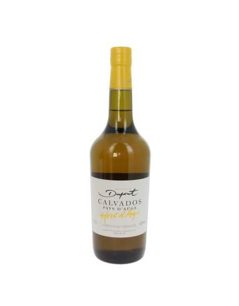 Calvados Dupont hors d'age 42%vol 70cl
