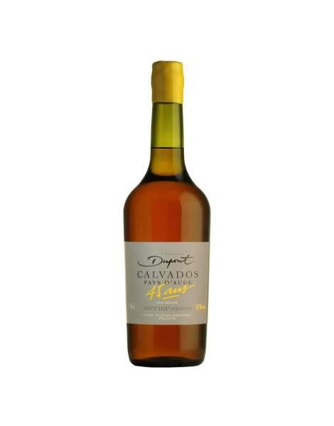 Calvados de 45 ans Dupont Non Réduit 51%vol 70cl