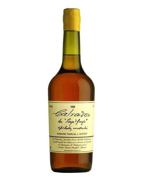 Calvados Millésime 1969 Dupont 42%vol 70cl