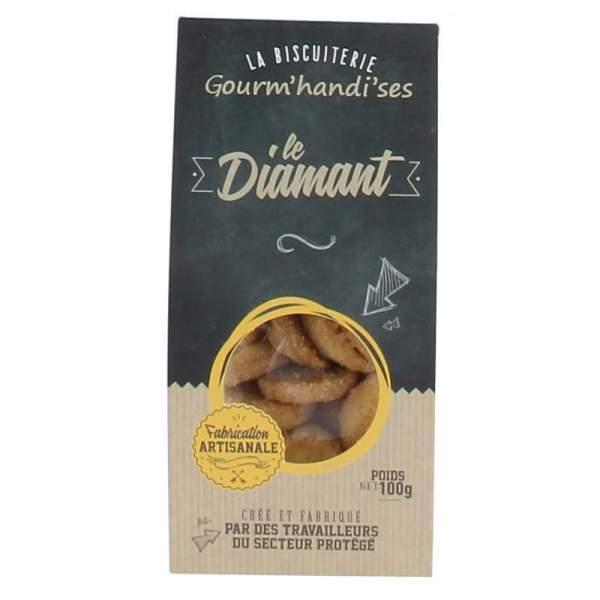 Le diamant 100g Gourm'handi'ses