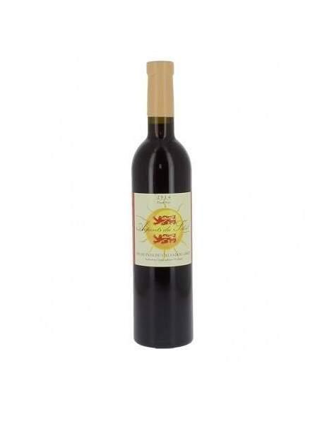 Arpents du soleil IGP Pinot noir 13.5 % 50 cl