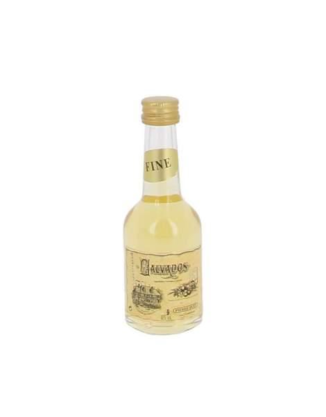 Mignonnette Calvados Fine Huet 5cl