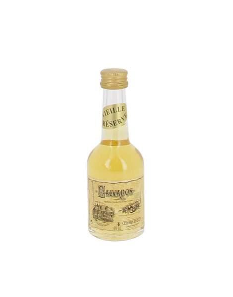 Mignonnette Calvados Vieille reserve Huet 5cl