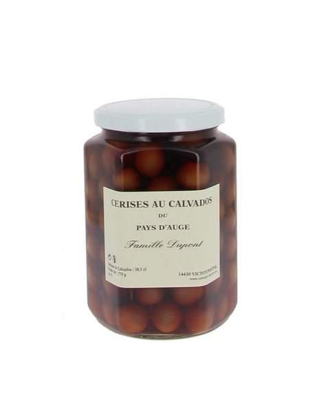 Cerises au Calvados 16%vol 19.5 CL