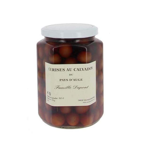 Cerises au Calvados 16%vol 38.5cl