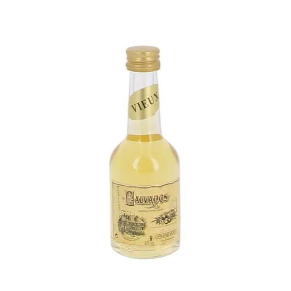 Mignonnette Calvados Vieux HUET 5cl