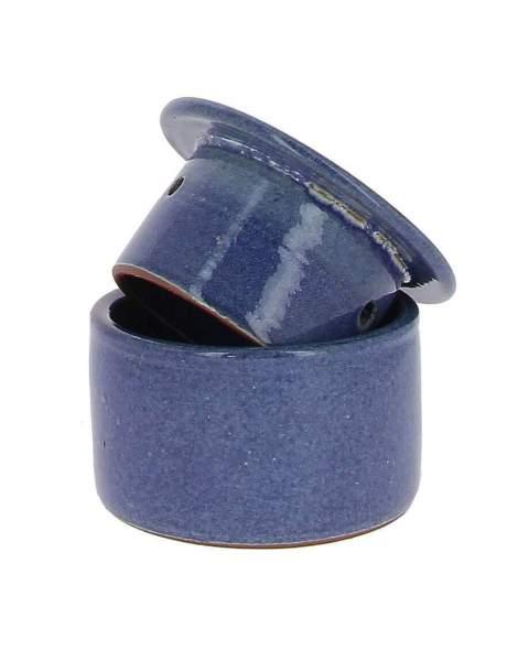 Beurrier conservateur bleu 210g