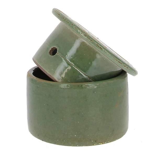 Beurrier conservateur vert 210g