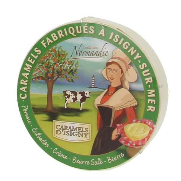Caramels assortiment Normandie 250 gr
