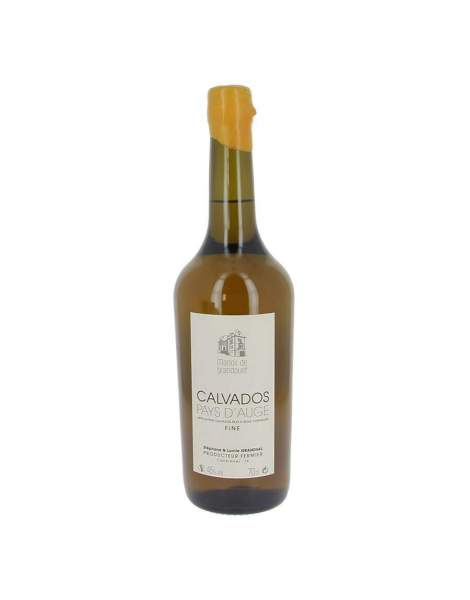 Calvados Fine Grandval 40%vol 70cl par lots
