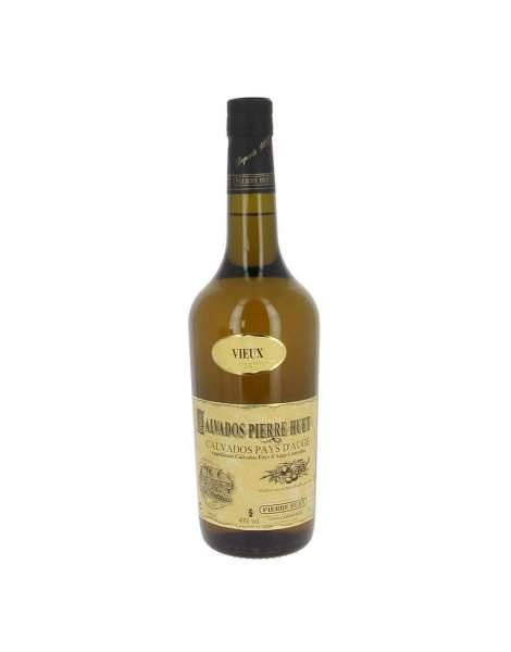 Vieux Calvados Pierre Huet 40%vol 70cl