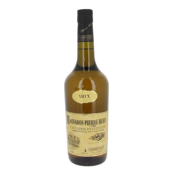 Calvados Vieux Pierre HUET - alcool 40%vol