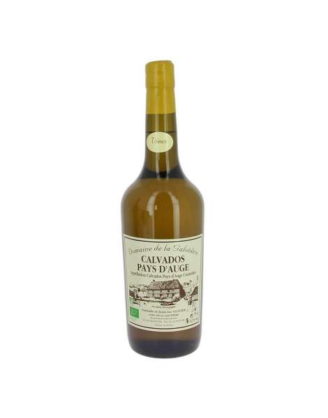 Vieux Calvados bio La Galotière 70cl 42%