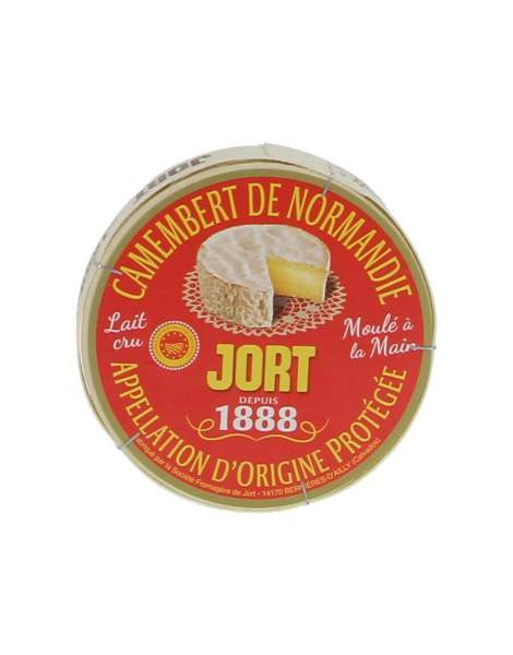 Jort Camembert de Normandie AOP 250g