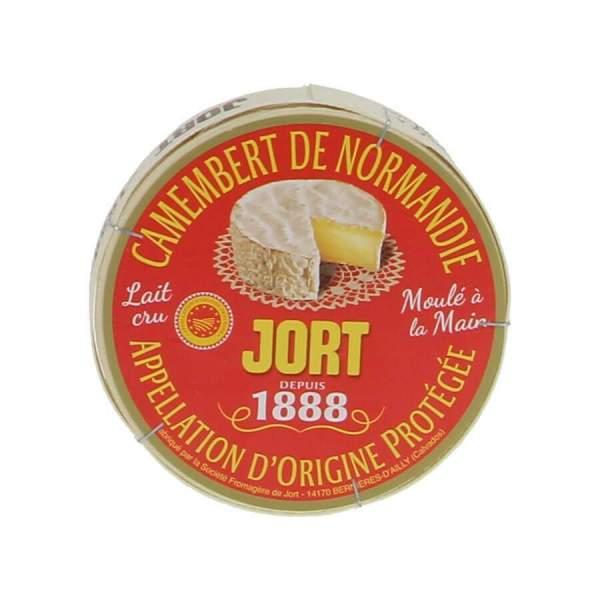 AOP Camembert de Jord 250g