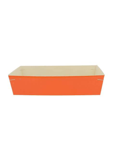 barquette carton orange