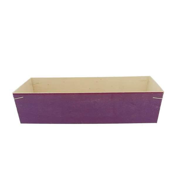 barquette carton orange