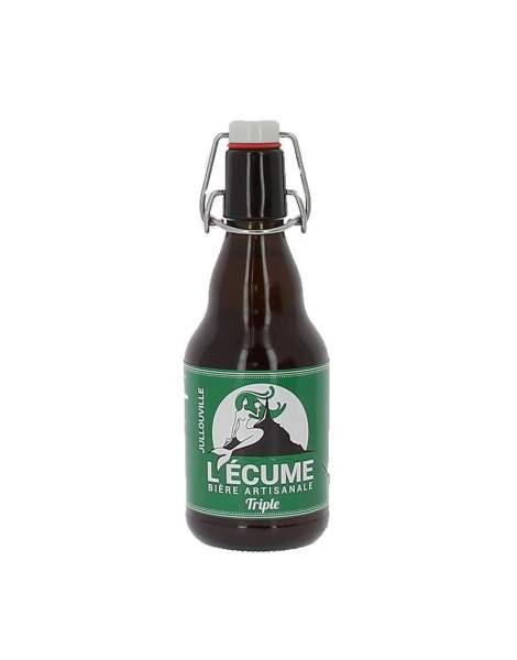 Bière L'écume triple 7.5% 33cl