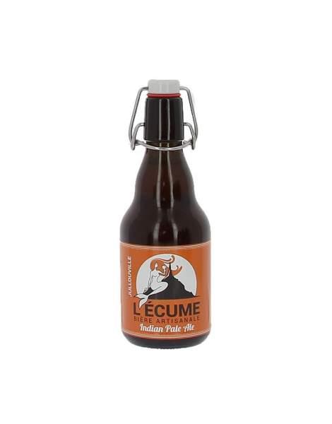 Bière L'écume IPA 6.3% 33cl