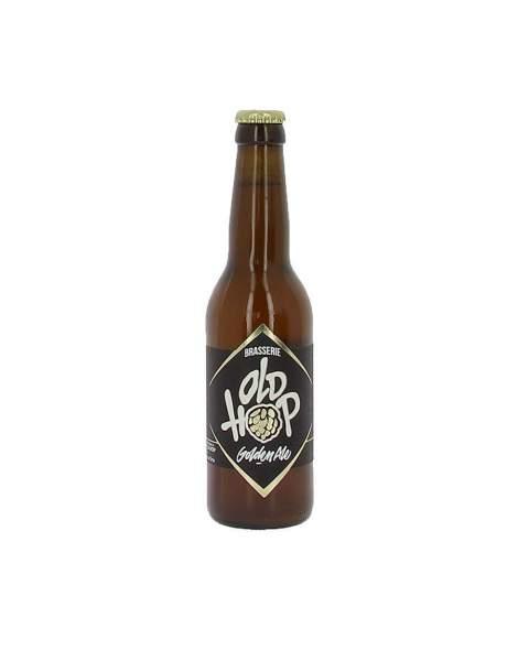 Bière Old Hop blonde 6.5% 33cl