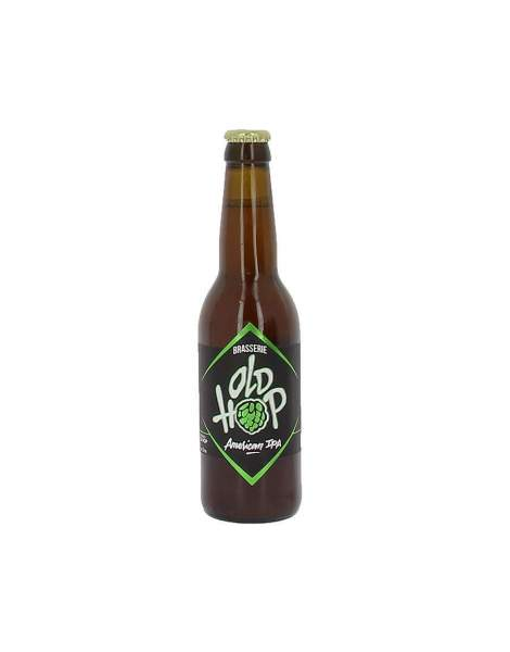 Bière Old Hop american IPA 7.5% 33cl
