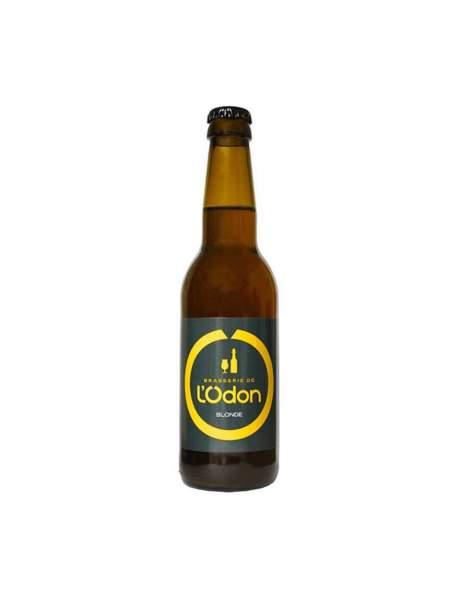 Bière de l'Odon blonde 6.2% 33cl