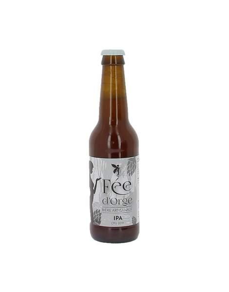 Bière IPA Fée d'Orge 6.2% 33cl
